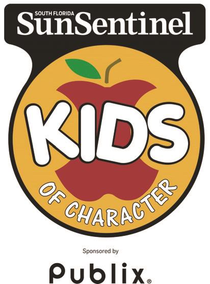Sun Sentinel's Kids of Character 2020