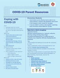Covid-19 Parent Resource Guide