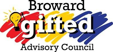 Broward Gifted Advisory Council Meeting