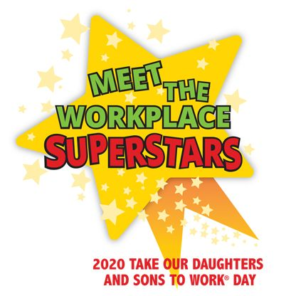 Take Our Daughters and Sons to Work Day logo
