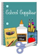 2018 Pioneer Middle School Supply Lists