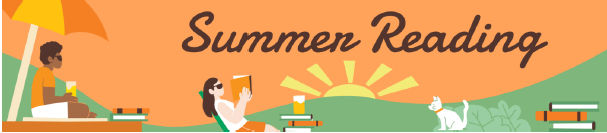 There is still time to read and participate in Pioneer's Summer Reading Event