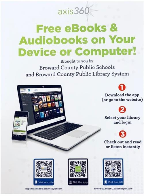 Free eBooks and Audiobooks on your Device or Computer!