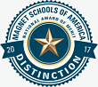 "Plantation Middle School Awarded the 2017 Magnet Schools of America ""Magnet School of Distinction"" Award!"