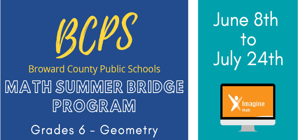 BCPS Math Summer Brige Program Image