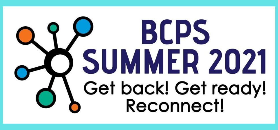 BCPS Summer School Registration Image