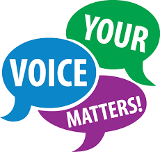 Your Voice Matters! Image