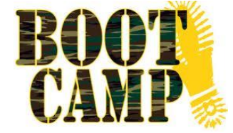 Incoming 6th Grade Boot Camp