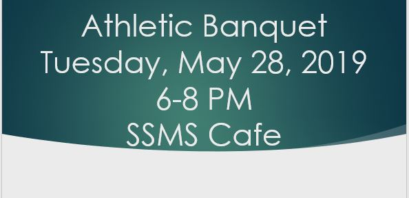 Join us for the Athletic Banquet