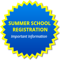 Please complete this form to register your child for any of the summer programs and related service