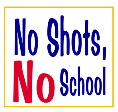 No Shots No School