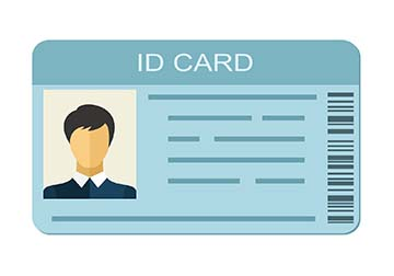 Student IDs are to be worn at all times while on Campus