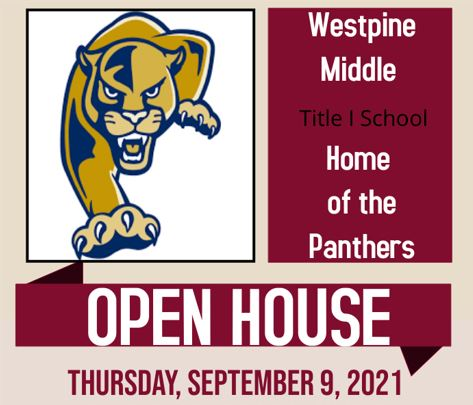 Virtual Open House Presentation Video Wednesday, August 19th