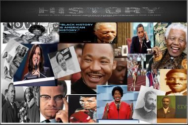 Winners of The Black History Background Contest