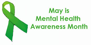 May Mental Health Month Green