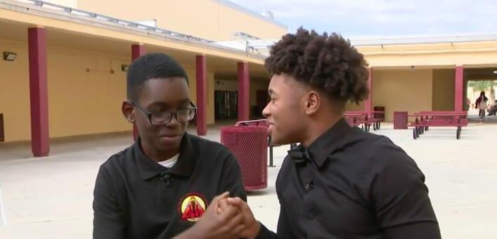 Mentoring Matters: Coconut Creek High School Teens Make The Most Out Of School's Program