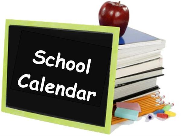 2020-2021 School Calendar and eLearning Bell Schedule