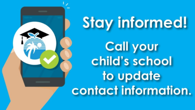 Stay Informed Cooper City HS  families