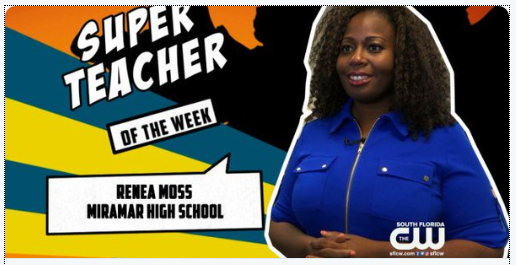 Super Teachers  Ms. Moss