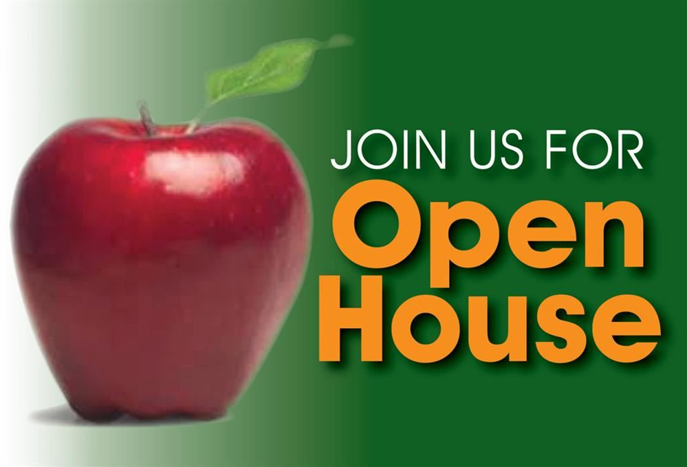 Open House August 21, 2018