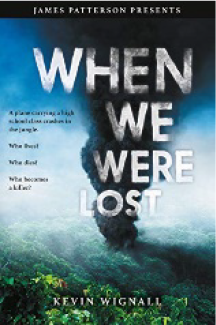 When We Were Lost book cover