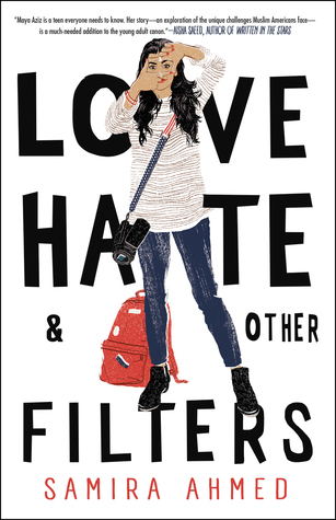 Love, Hate, & Other Filters book cover image
