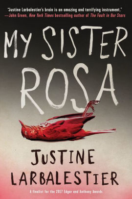 My Sister Rosa book cover image