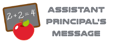 Assistant Principal's Message