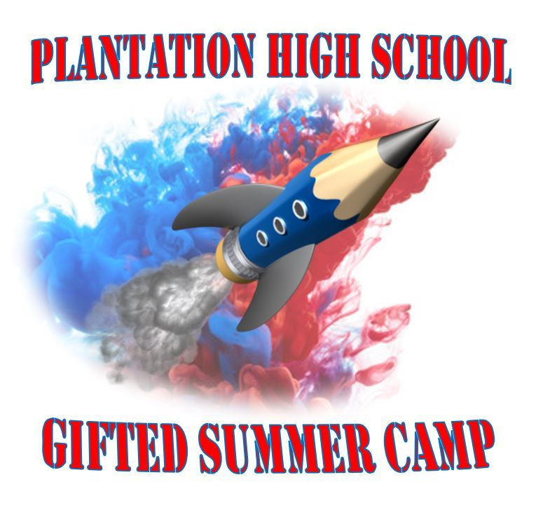 Plantation High School's Summer Camp for the Gifted