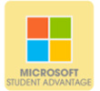 microsoft student advantage icon