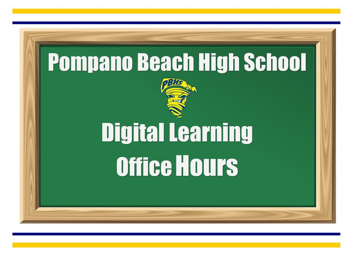Digital Learning Office Hours
