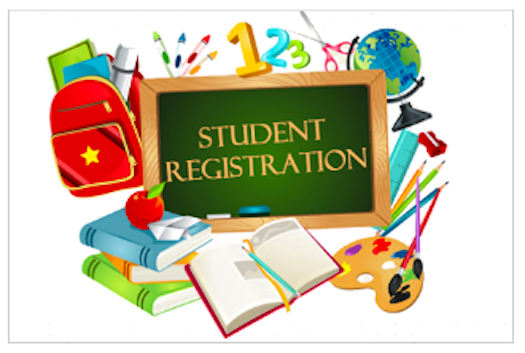Student registration and withdrawal information