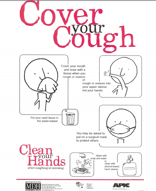 Cover Your Cough Guide