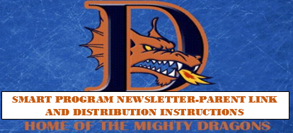 SMART PROGRAM NEWSLETTER PARENT LINK DISTRIBUTION INSTRUCTIONS