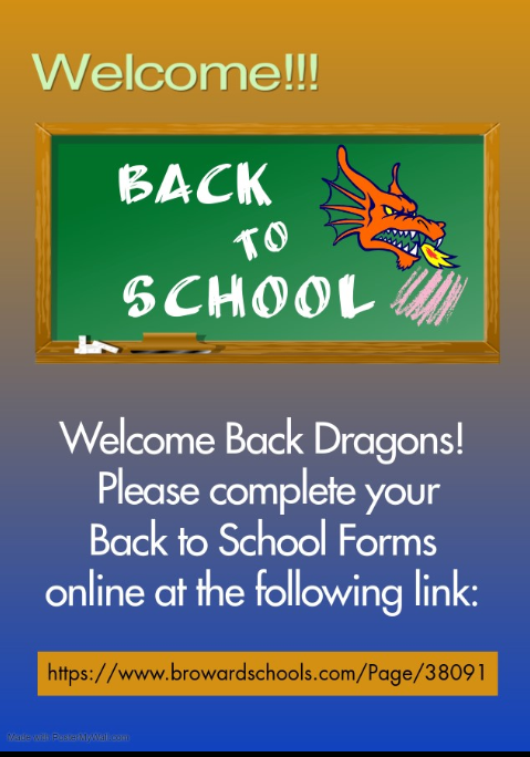 Back to School Forms Image
