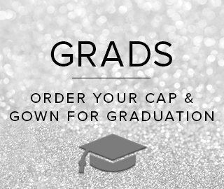Final on Campus Cap & Gown Package Orders
