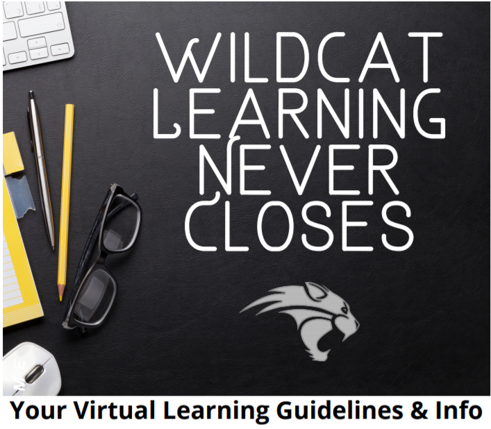 Wildcat Learning Never closes picture