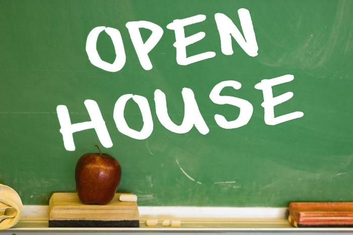 OPEN HOUSE FOR PROSPECTIVE STUDENTS