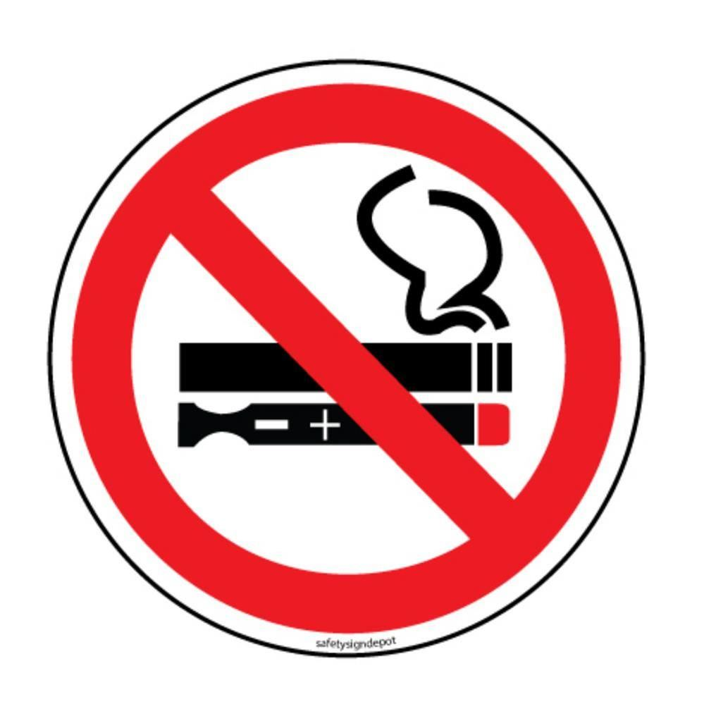 No E-Cigarretes No Vaping