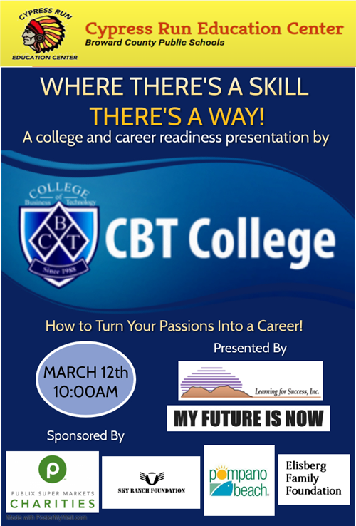 """Turning Your Passion Into a Career"""