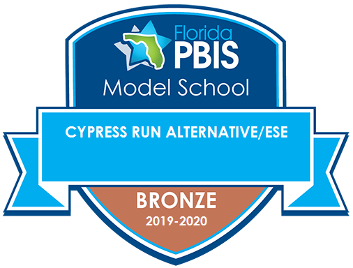Cypress Run Education Center named PBIS Model School