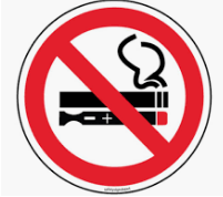 No Vaping Icon
