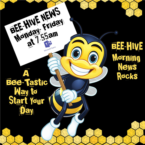 BeeHive Morning New Flyer Image