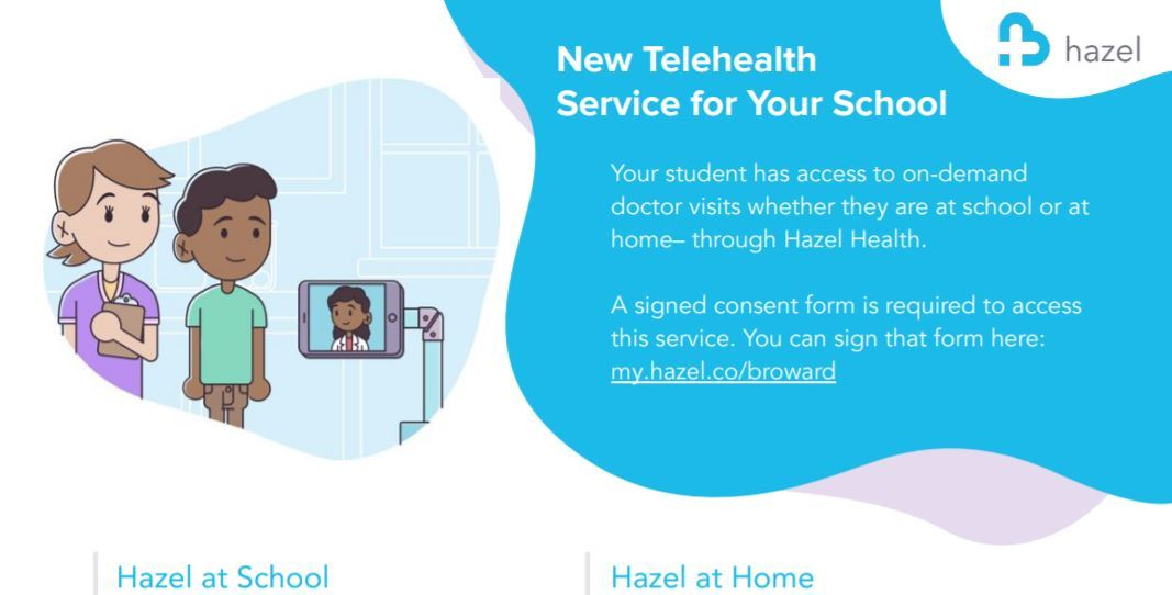 New Hazel Telehealth Service for Your Child