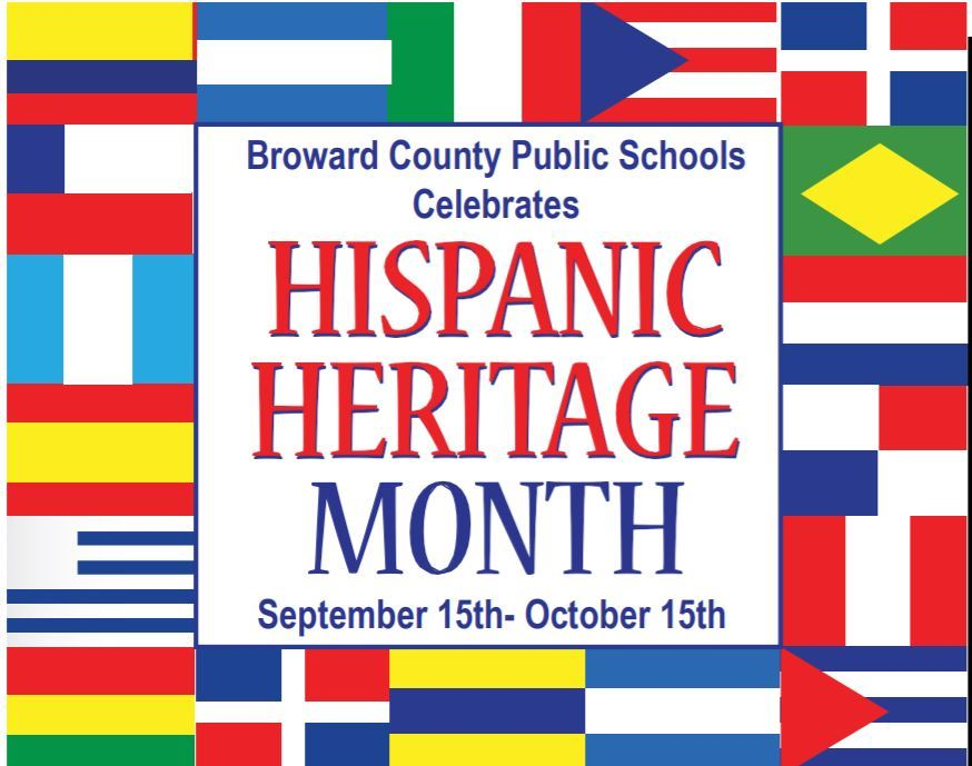 Hispanic Heritage Month - September 15 - October 15