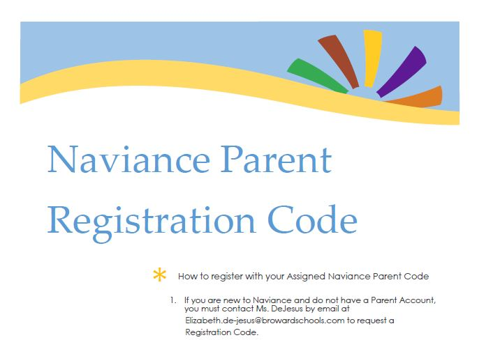 Naviance Parent Registration Code