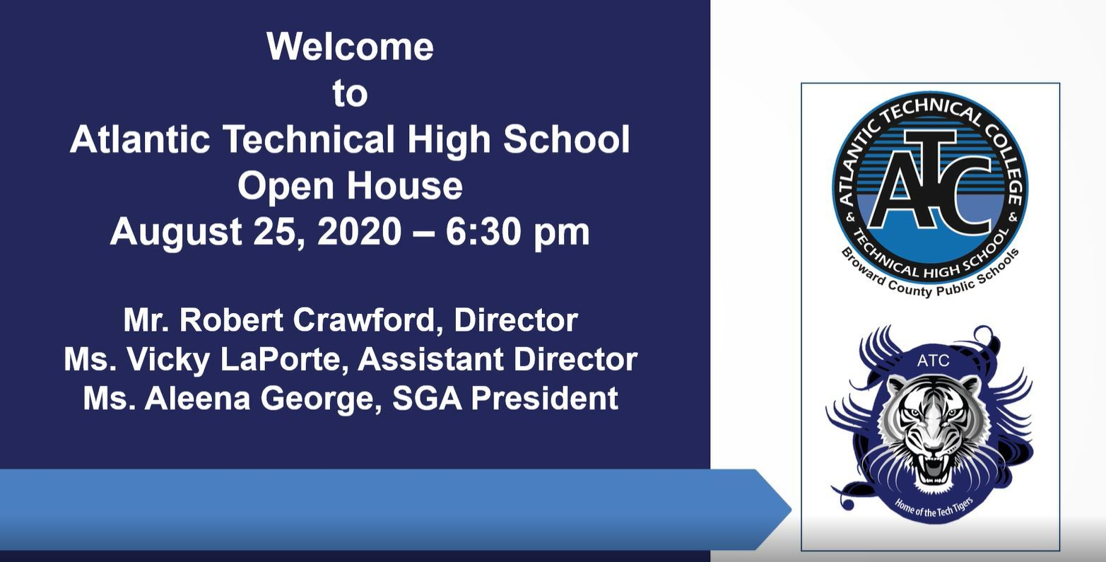 In Case You Missed It - ATC Virtual Open House