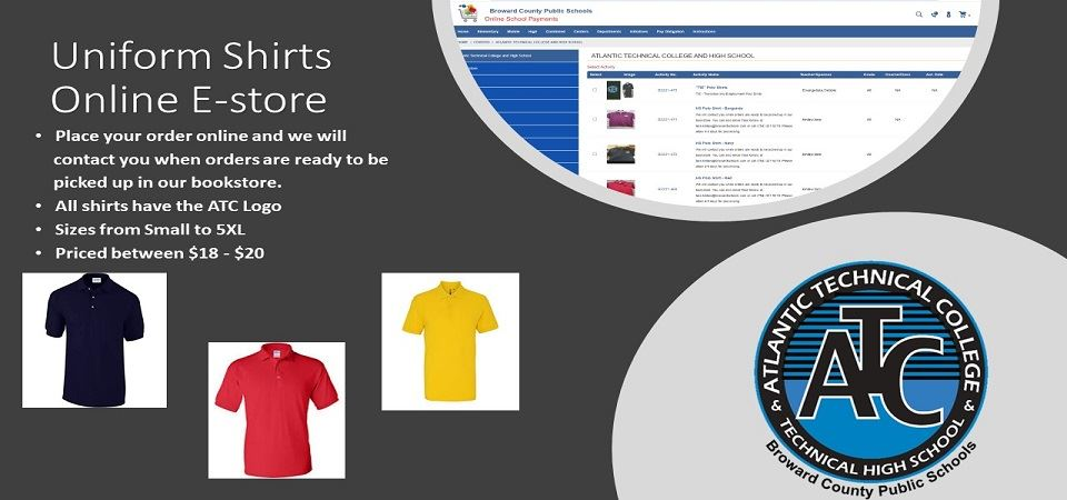 Shop For Uniform Shirts Online at E-Store