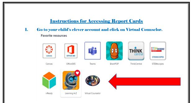 Report Card Day - How to Access Your Child's Online Report Card