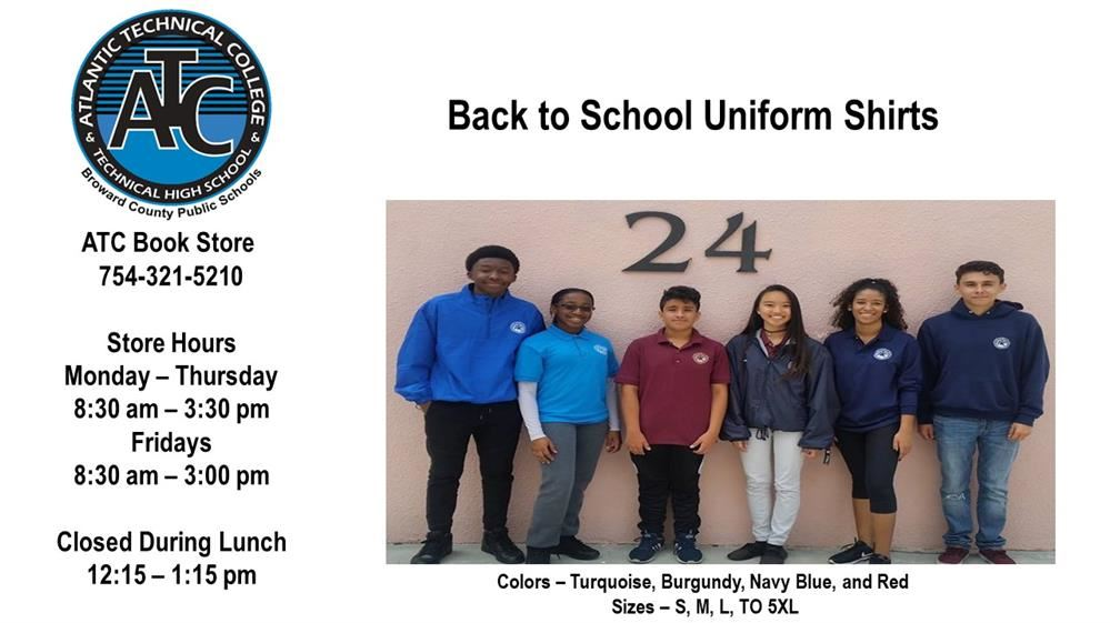Uniform Shirt Information & Policy